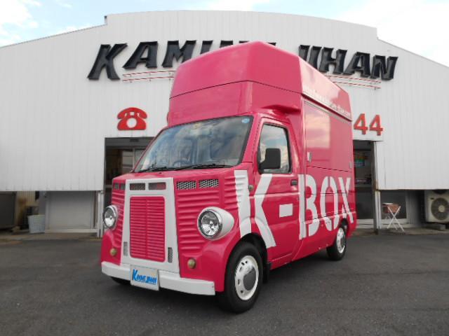 K-BOX kaminejihan オリジナルデモカー