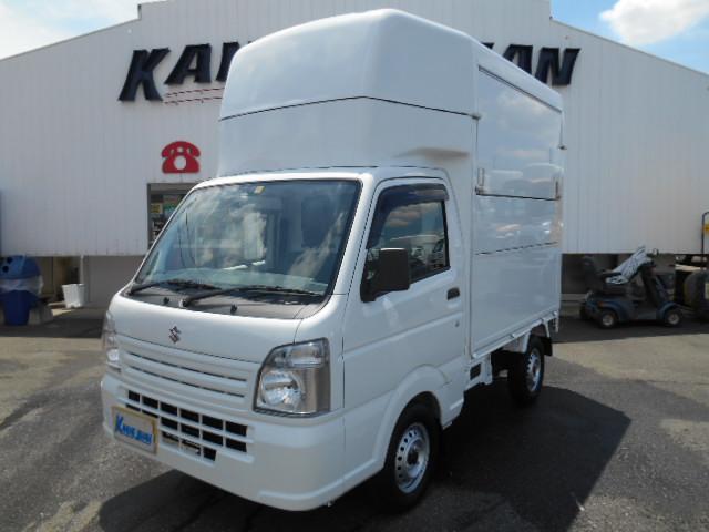 K-BOX DA16型 サイドアップ リア扉特殊加工仕様