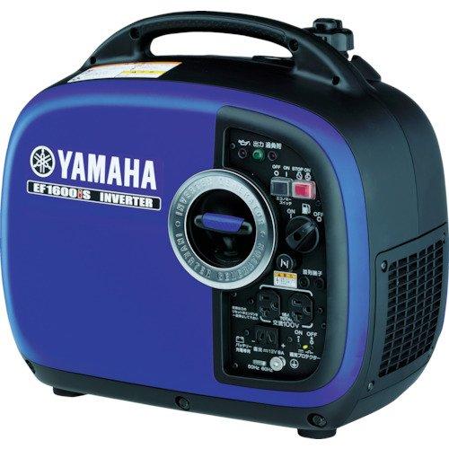 キッチンカーにおすすめの発電機  ヤマハ インバーター発電機 EF1600iS