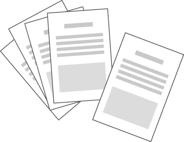 営業許可の申請に必要な書類