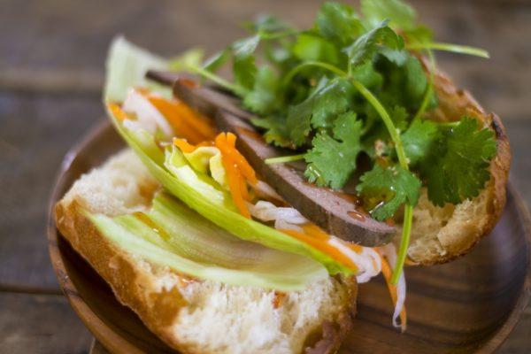 海外系のサンドイッチ