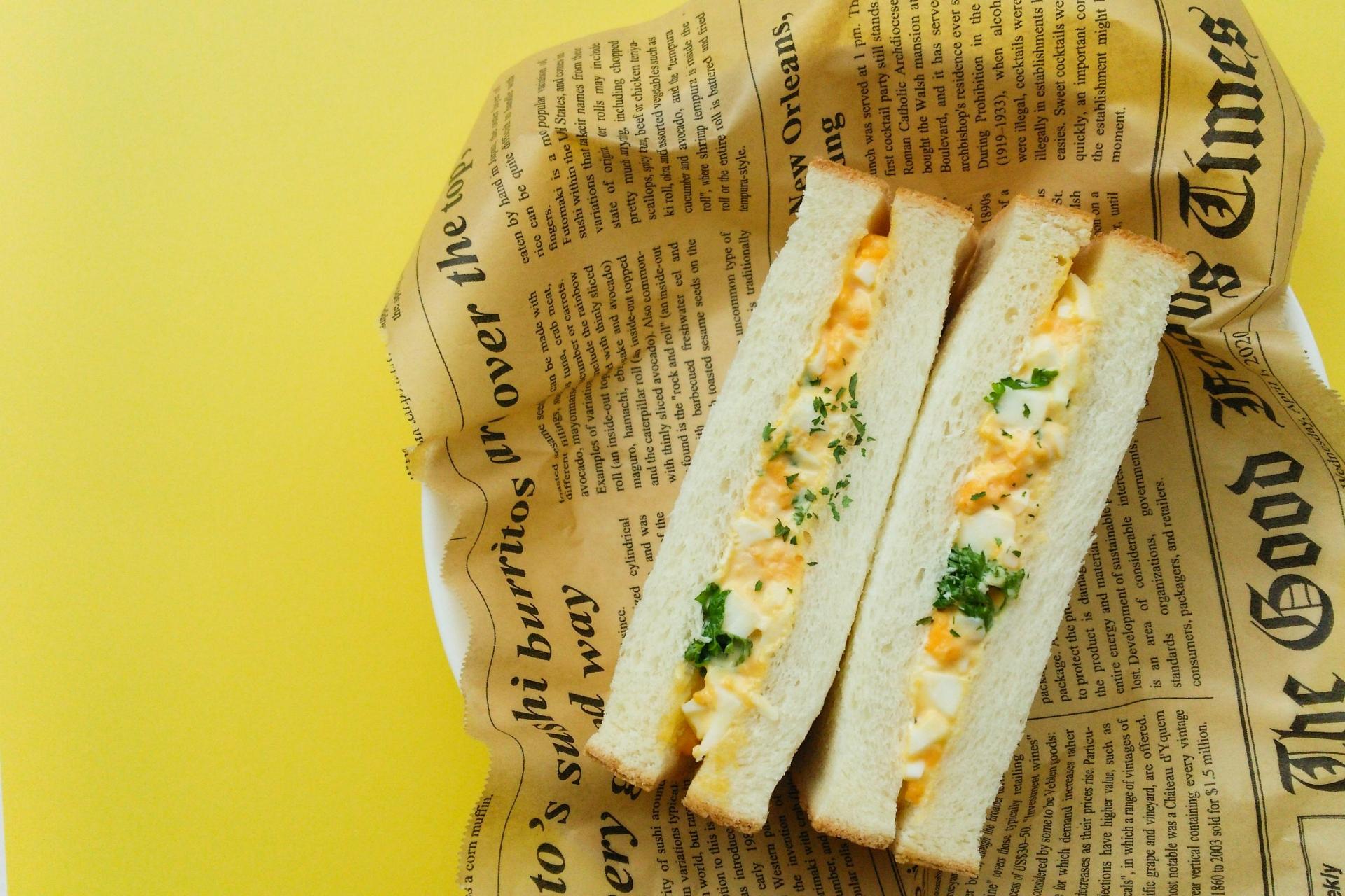 キッチンカーのサンドイッチ屋が人気沸騰