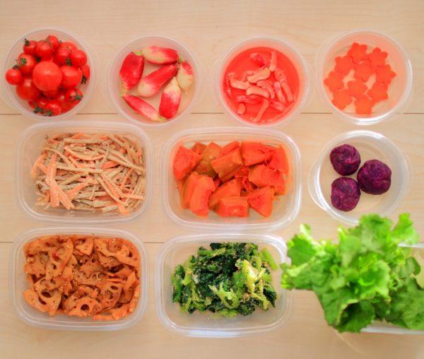 食材の管理に気を使う