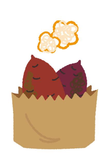 焼き芋は流行り廃りがなく、長く続けられることもメリット