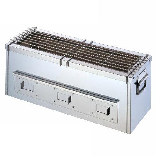 炭火式の焼き器